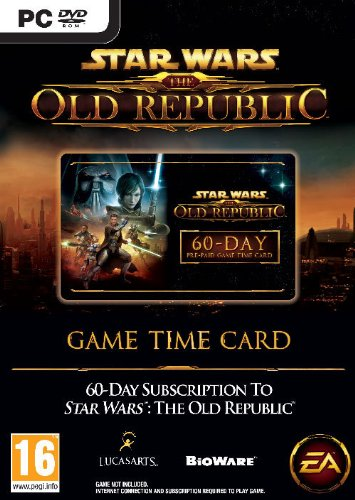 Star Wars: The Old Republic Time Card (PC): Amazon co uk: PC