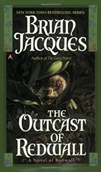 Outcast of Redwall 0399229140 Book Cover