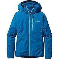 Patagonia 女式 薄款带帽软壳 冲锋衣 Levitation Hoody 83035