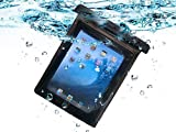 Waterproof Case for the New iPad (2012), iPad 2 & iPad 1 - IPX8 Certified to 65 Feet