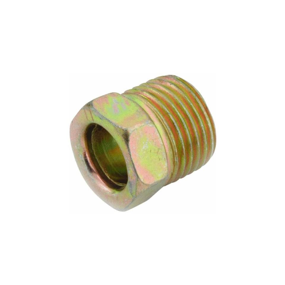 Anderson Metals Corp Inc 54340 06 Inverted Flare Nut (Pack of 5)