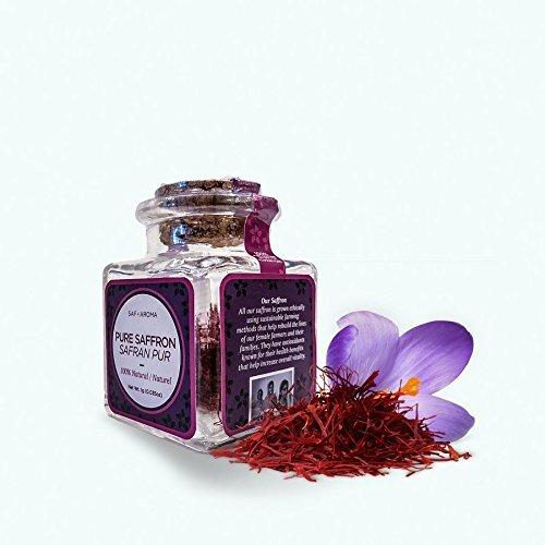 Premium Saffron Threads | Organic, Non-GMO Spice - for sale  Delivered anywhere in Canada