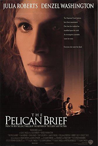 The Pelican Brief 1993 Authentic 27