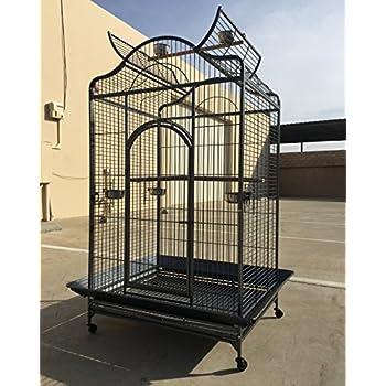 Amazon Com Extra Xlarge Open Play Dome Top Bird Parrot
