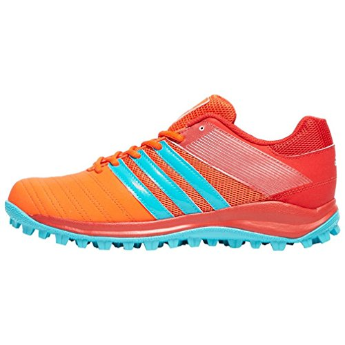 Adidas Srs 4 M Rode Aqua Hockeyschoenen - Ss18 Scarlet / Aqua