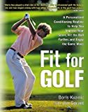 Fit for Golf, Boris Kuzmic and Jim Gorant, 0071417907