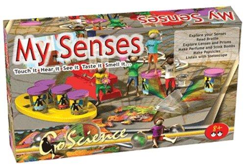 51jpRNV9CJL - Edu-Toys Go Science My Senses Body Awareness Science Kit