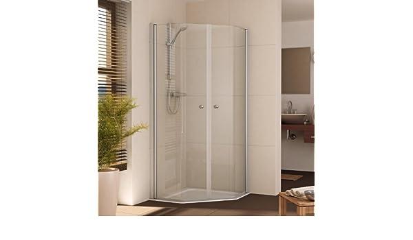 Cabina de ducha Ducha Mampara Pentágono – Deutsche marcas de ...