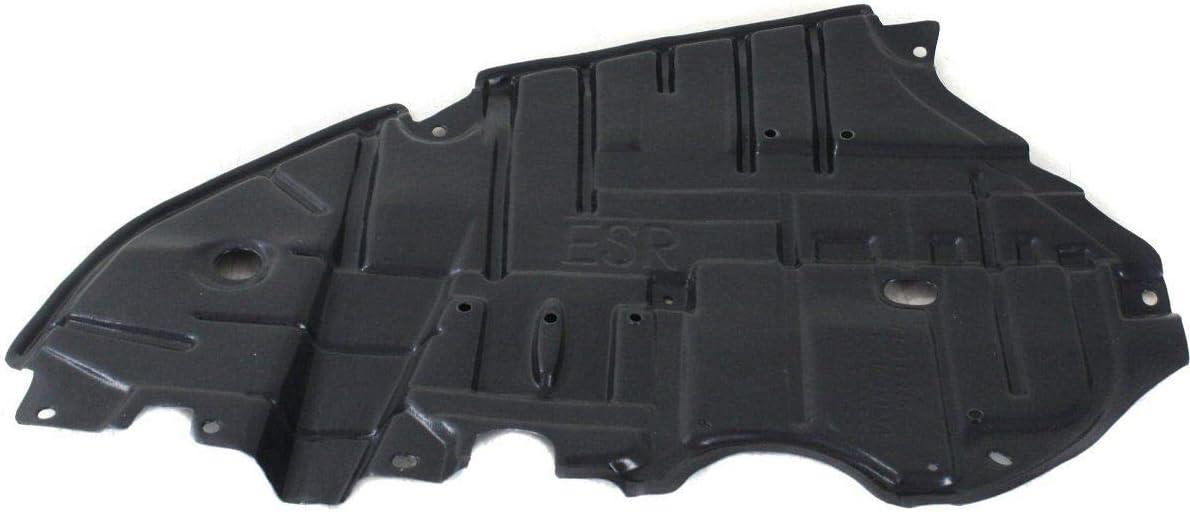 Under Cover 5144133160 For Lexus ES300H // ES350 Engine Splash Shield 2013 2014 2015 Passenger Side LX1228137