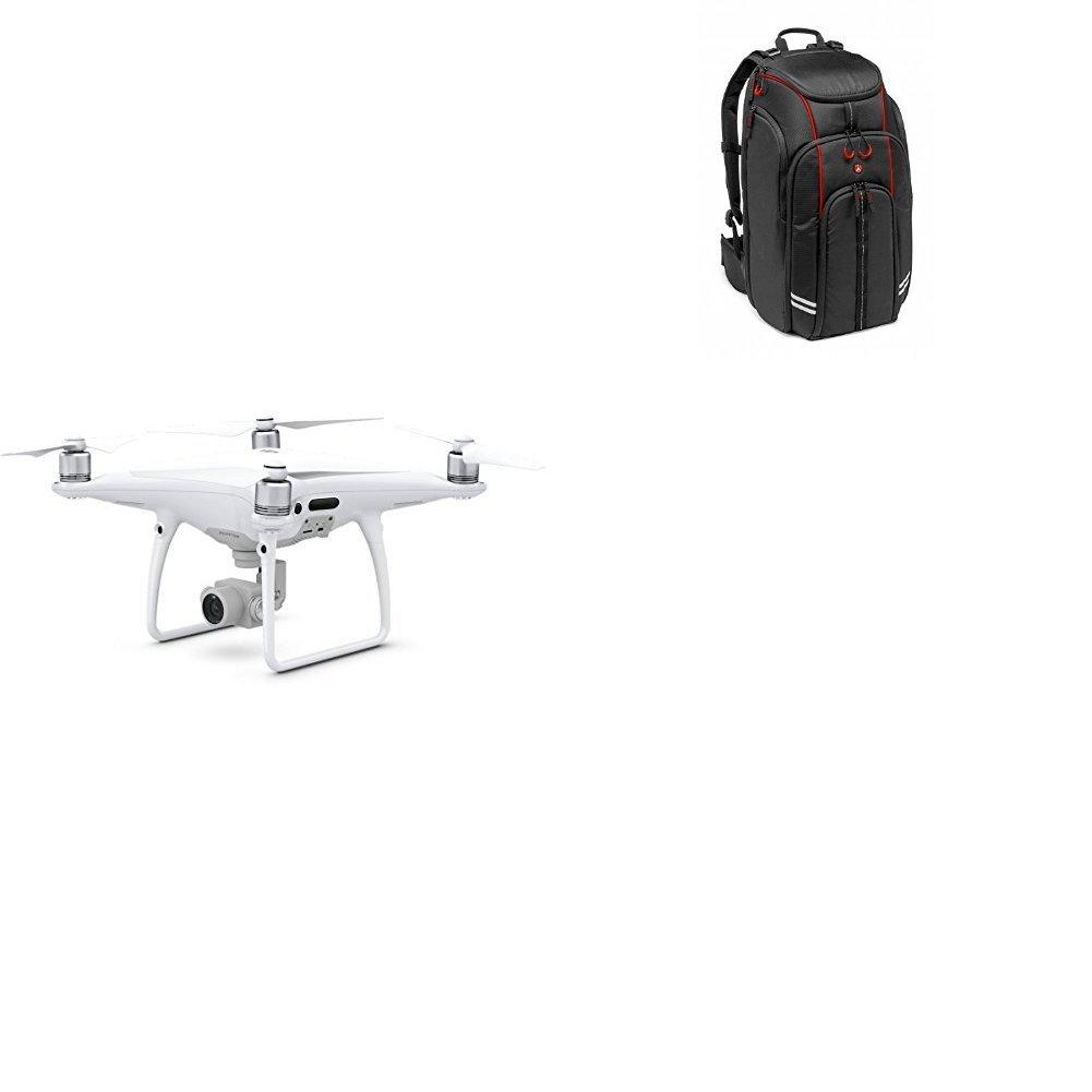 DJI Phantom 4 Pro - Dron cuadricóptero (4 K/60 fps, bitrate de ...