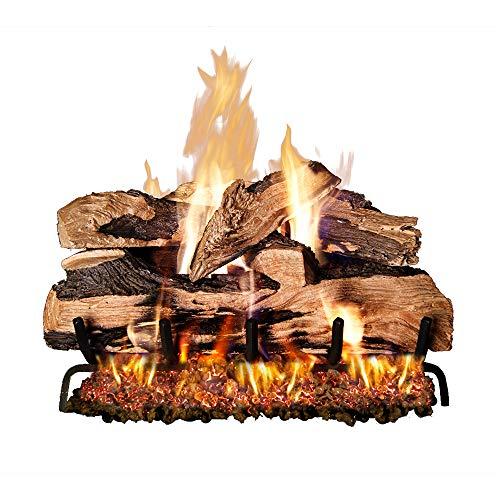 Peterson Real Fyre 18 Split Oak Designer Plus Gas Logs Only No Burner