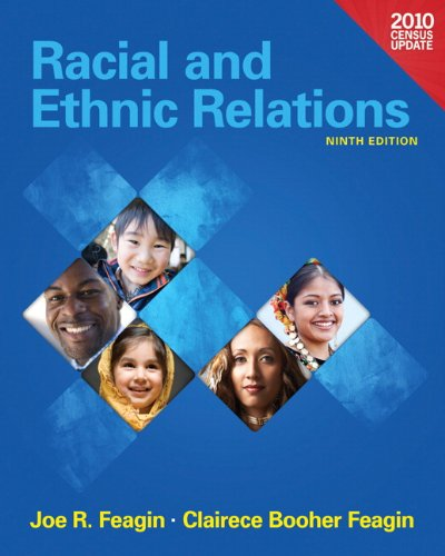 Racial and Ethnic Relations Census Update 9th Edition