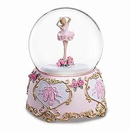 THE SAN FRANCISCO MUSIC BOX COMPANY Ballerina Water Globe