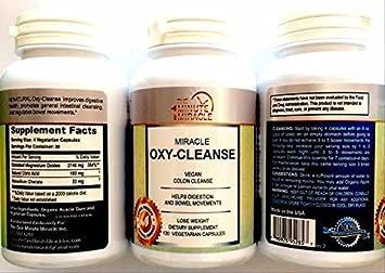 Oxygen colon cleanse uk