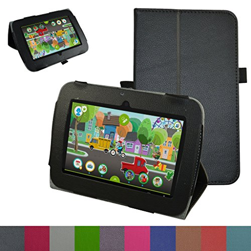 LeapFrog Epic Case,Mama Mouth PU Leather Folio 2-folding ...