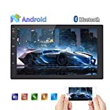 "Car Stereo-Android 8.0 Double Din Touch Screen 7"" vehical Unit,Support Mirron Link, GPS Navigation, Bluetooth Radio,AUX Audio, Real Time Online, Video& Audio Playback by Podofo"