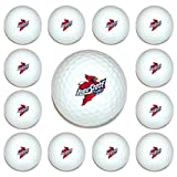 NCAA Iowa State University 12-Pack Team Golf Balls, Outdoor Stuffs