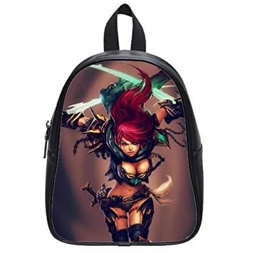 2672f740d Fashion Style League of Legends Custom Student School Backpack Bag Shoulder  Bag (Large): Amazon.co.uk: Sports & Outdoors