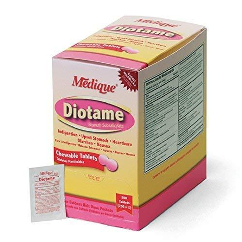 Medique 220-13 Diotame Tablets (250 ()