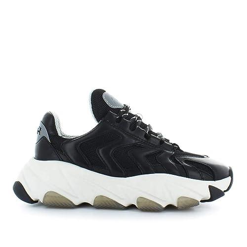 e55e8086e Ash Women s Shoes Black Extreme Sneaker Fall Winter 2019  Amazon.co.uk   Shoes   Bags