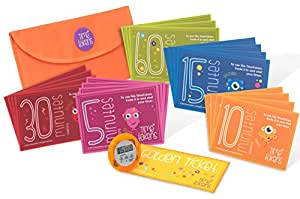 TimeTokens. The Fun and Simple Pack to Limit your Child's Screen Time