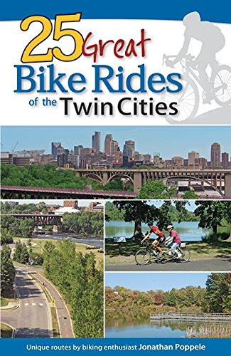 Read Online 25 Great Bike Rides of the Twin Cities ebook