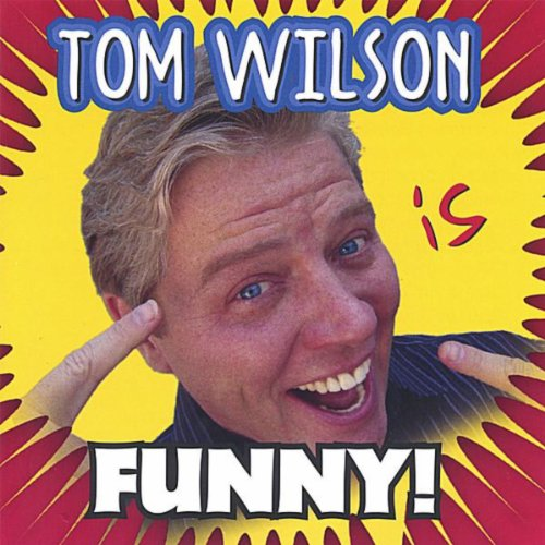 Tom Wilson is Funny! (Verse For Funny Christmas)