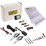 MPC Complete Long Remote Start Kit Keyless Entry 2010-2015 Toyota Prius. Includes (2) 5-Button Remotes
