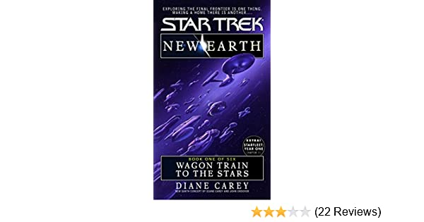 Amazon com: Wagon Train To The Stars: New Earth #1 (Star