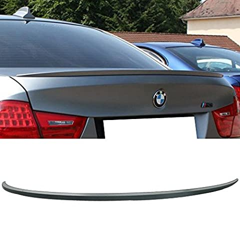 BMW E90 4DR 330 335 328 M3-TYPE TRUNK LID SPOILER WING (Bmw Accessories 09 328 E90)