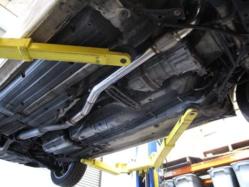 """CXRacing 3/"""" Downpipe Down Pipe for 98-05 Lexus IS300 2JZ-GTE Stock Turbo 2JZ GTE"""