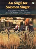 An Angel for Solomon Singer by Cynthia Rylant front cover