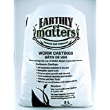 Earthly Matters Worm Castings 1.36kg (3lbs)