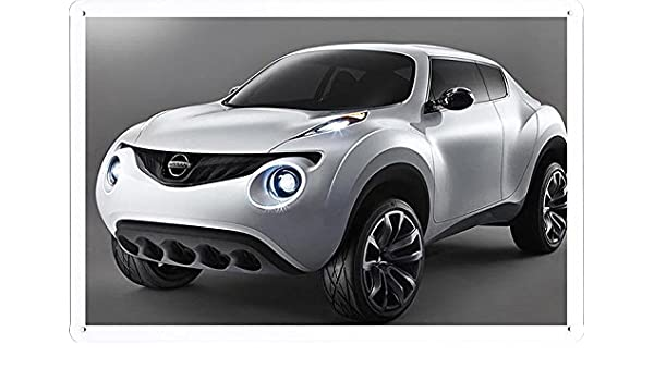Amazon Vehicle Automobile Motor Car 2009 Nissan Qazana Concept