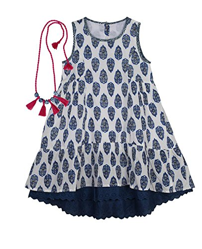 f2c147f0b My Little Lambs Printed 100 % Cotton Sleeveless Round Neck Casual ...