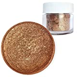Bakell Bronze Gold Edible Luster Fine Grain Pearlized Sparkle Food Grade Lustre Dust 4g