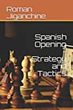 Spanish Opening - Strategy And Tactics (opening Preparation)-Roman Jiganchine