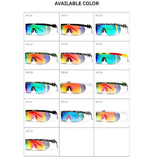 De De Protección Y Coloridas Hombre NO33 De Sol Montura De Color Grande Los UV Sol Unen Estados Viaje LBY Gafas Sol Unidos No22 De Gafas para Gafas Europa de Gafas 6Tqzxz