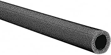 4-Pack 3-Ft Foam Pre-slit Pipe Insulation for 3//4-Inch Copper Pipe