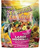 F.M. Brown's Tropical Carnival Large Hookbill, 5-Pound, My Pet Supplies