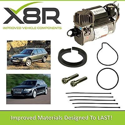 Audi Allroad C5 C6 Wabco Air Suspension Compressor Piston Ring Repair Fix Kit X8r45