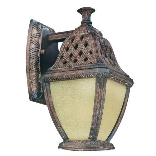 Biscayne Wall Lantern in Biscayne Bulb Type: (Lighting Fixtures Biscayne Light Fixture)