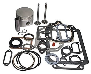 Stens 785-360 Overhaul Kit, Fits Kohler: K321, for 14 HP Standard  Horizontal Engines, Not Compatible with Greater Than 10% Ethanol Fuel