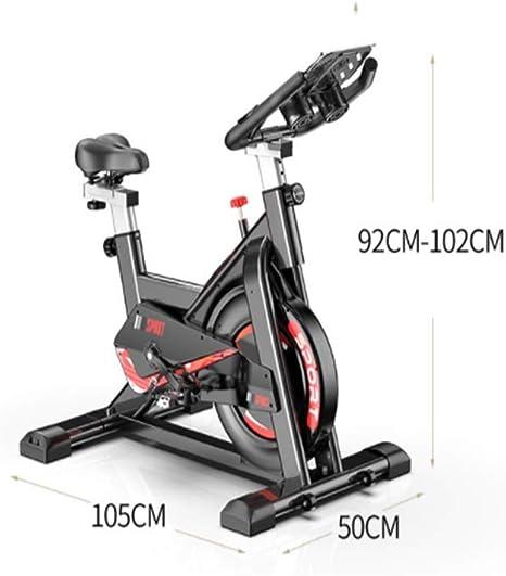 Lwieui Bicicleta de Spinning Bicicleta de Spinning de Interior ...