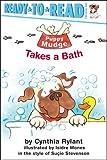 Puppy Mudge Takes a Bath, Cynthia Rylant, 0689866216