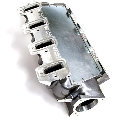 BBK Performance Parts 50045 GM LS1 SSI-Series Performance Intake Manifold Manifold Only Charcoal Black Powdercoat Finish GM LS1 SSI-Series Performance Intake Manifold (Manifold Intake Ssi Ls1)