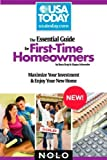 The Essential Guide for First-Time Homeowners, Ilona Bray and Alayna Schroeder, 1413308953