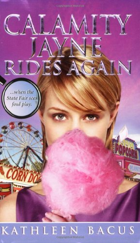 book cover of Calamity Jayne Rides Again