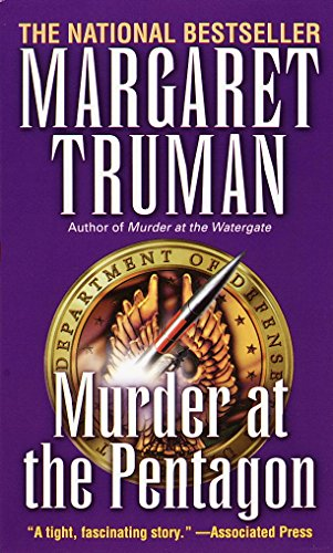 book cover of Murder At the Pentagon