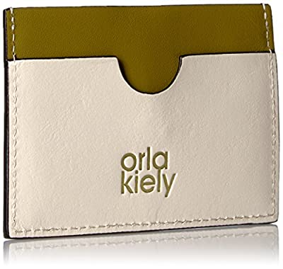 Orla Kiely Giant Flower Leather Card Holder